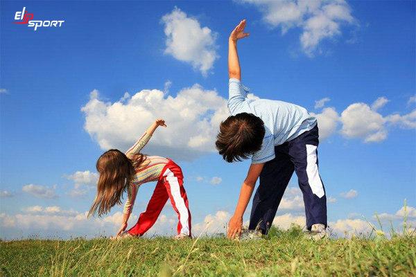 bài tập tăng chiều cao cho trẻ