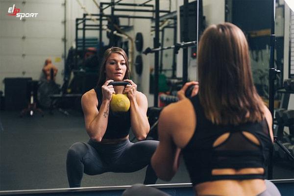 bài tập tăng thể lực cho nữ