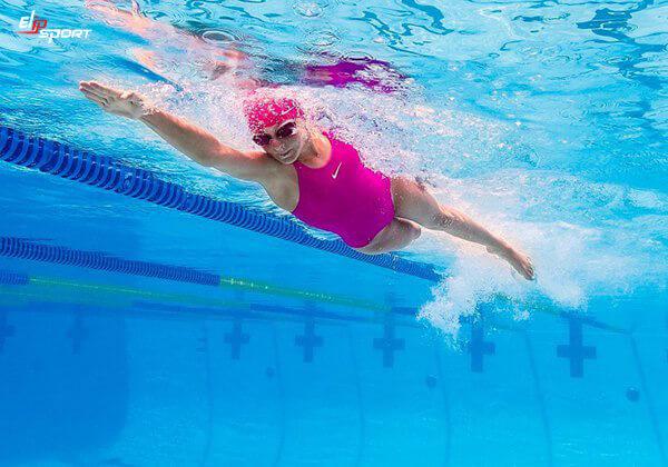 bơi sải có cao không