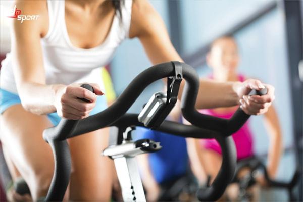 các bài tập gym cho nữ mới tập