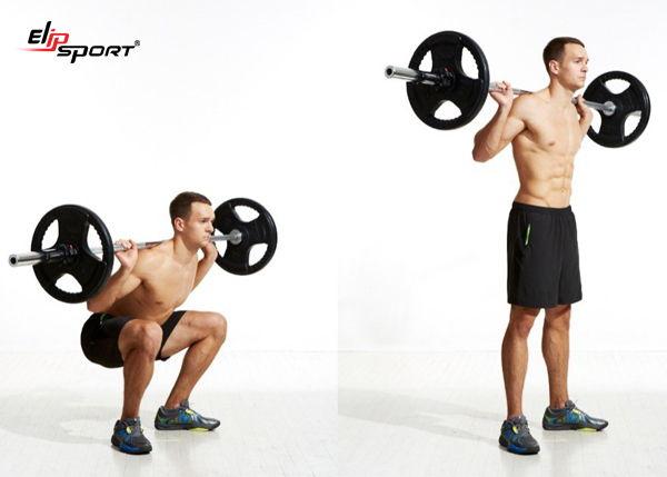 Bài tập gym cho nam