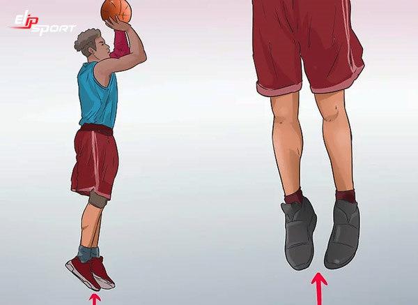 cách chơi bóng rổ tăng chiều cao