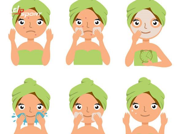 cách massage mặt bằng tay