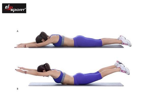 cách tập pilates tăng chiều cao