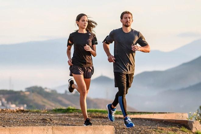 chạy bộ 10 phút giảm bao nhiêu calo