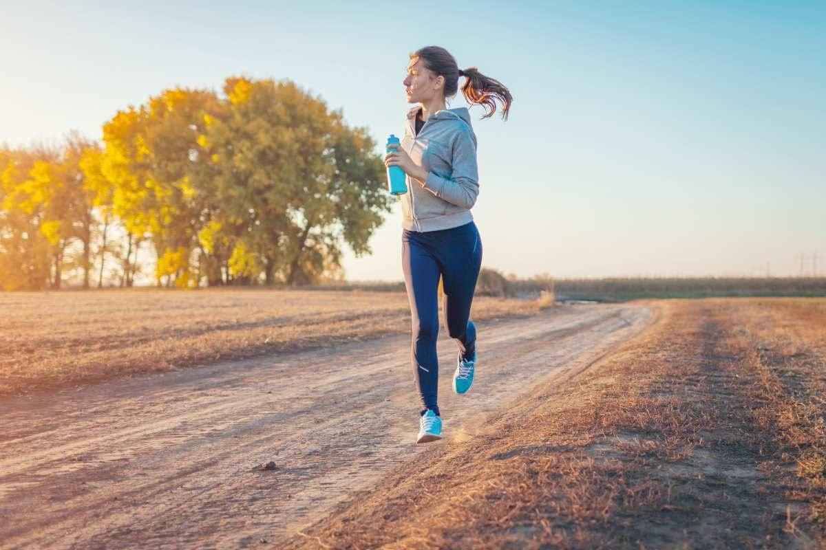 chạy bộ 5km mỗi ngày