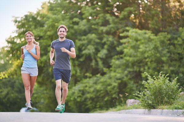 chạy bộ mỗi ngày