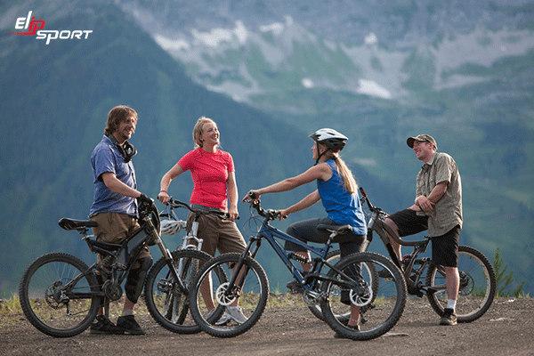 đạp xe đạp có giảm mỡ bụng