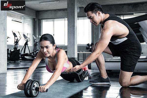 dụng cụ tập gym tại nhà cho nữ