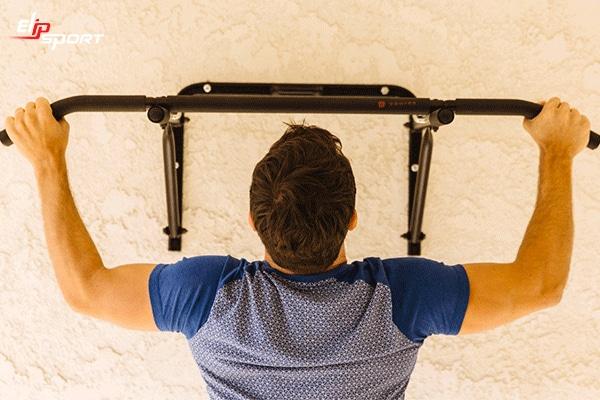 dụng cụ tập gym tại nhà cho nam - xà đơn