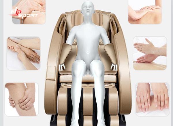 mẫu ghế massage dưới 20 triệu
