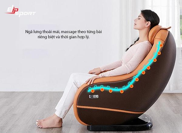 những mẫu ghế massage có giá dưới 20 triệu