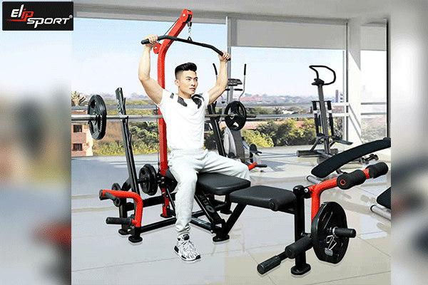 ghế tập thể dục đa năng ELIP Power Max 9in1
