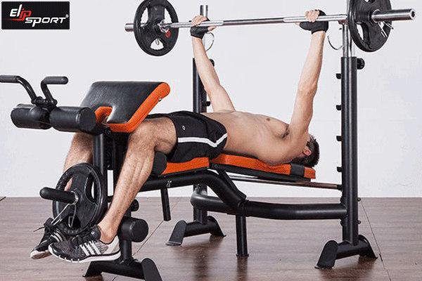 ghế tập thể dục đa năng tại nhà GM-4380
