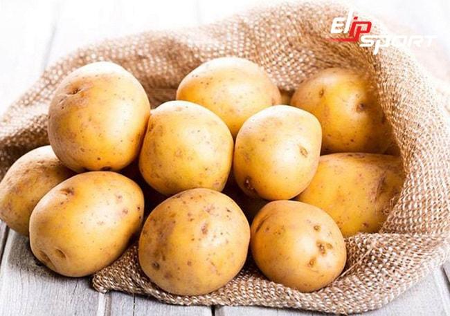giảm cân với khoai tây