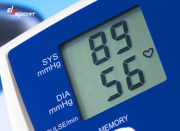 chỉ số huyết áp thấp là bao nhiêu