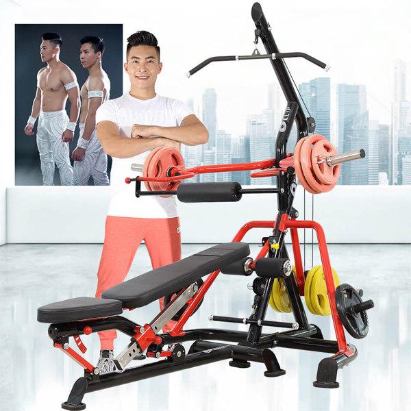 kích thước giàn tạ đa năng home Fitness