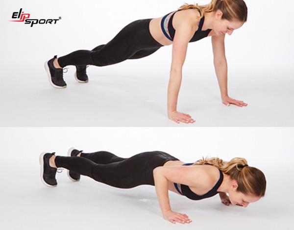 Top 6 bài tập giảm mỡ bụng và bắp tay nhanh nhất