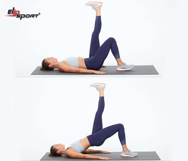 bài tập tăng cơ mông