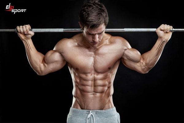lịch tập gym hiệu quả cho nam