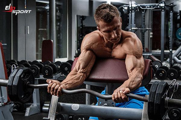 lịch tập gym tăng cơ cho nam