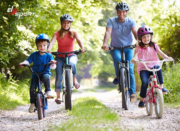 nên đạp xe bao nhiêu phút mỗi ngày