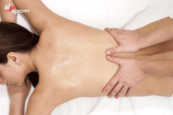 cách massage lưng hiệu quả