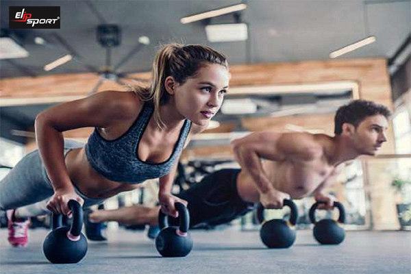 Tập Gym giúp hỗ trợ tăng cường sức khỏe