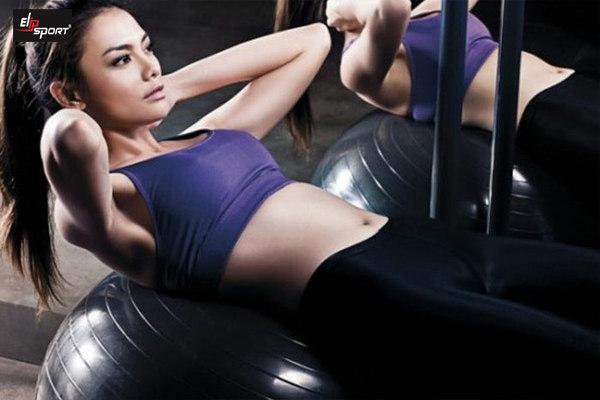 tác dụng tập gym cho nữ