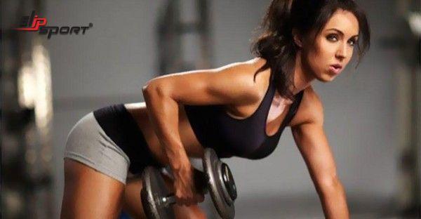 tập gym có làm tăng vòng 1 không