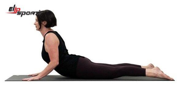 yoga giảm mỡ bụng tại nhà