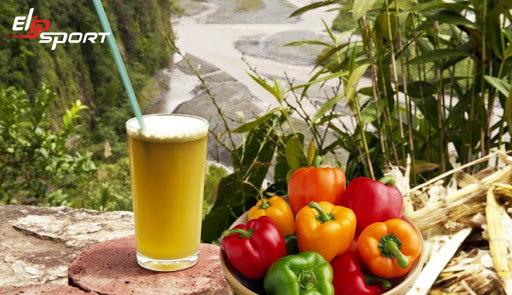 uống nước mía giảm cân