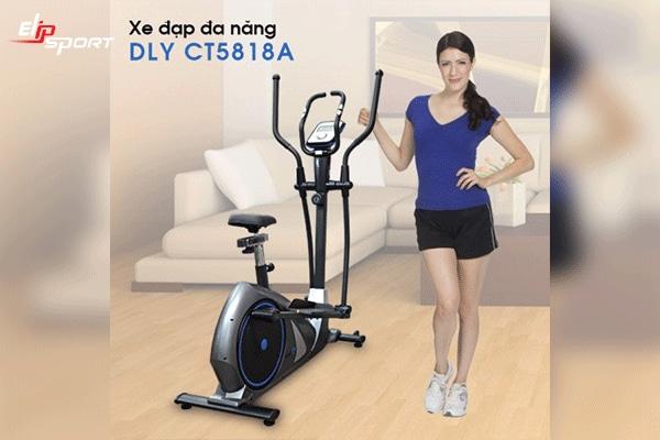 xe đạp tập gym DLY-CT5818A