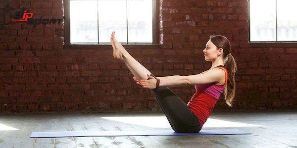 Bài tập yoga giảm mỡ bụng dưới cho phụ nữ sau sinh