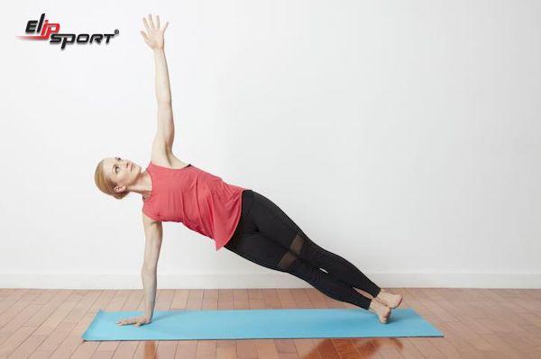 bài tập yoga giảm mỡ bụng dưới