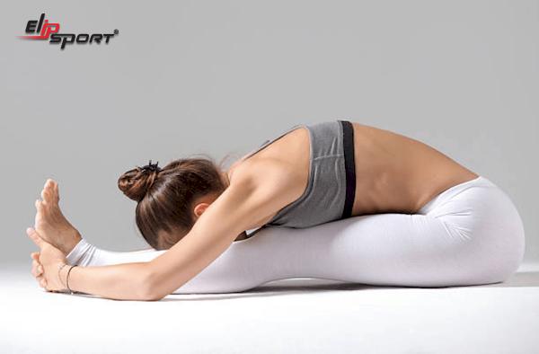 bài tập yoga giảm mỡ bụng sau sinh