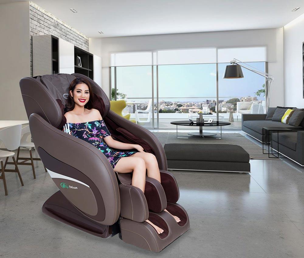 Ghế massage ELIP – Nữ hoàng massage tại nhà - ảnh 1