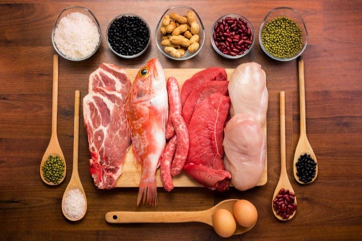 Ăn vừa đủ lượng protein cần thiết