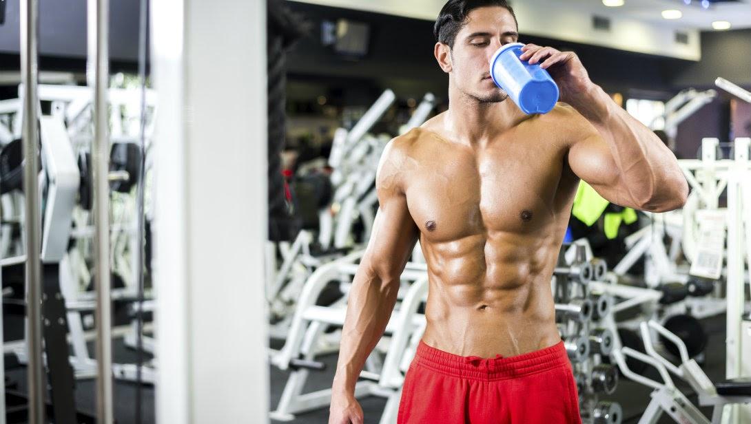lịch tập gym tăng cân