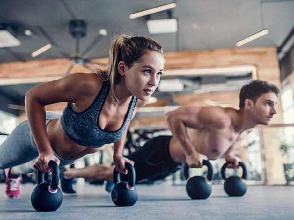 lịch tập gym tăng cân hiệu quả
