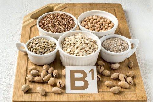 Uống vitamin b1 để tăng cân