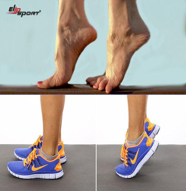 kiễng chân tăng chiều cao