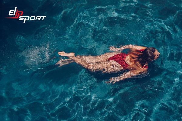 tập bơi có tác dụng gì