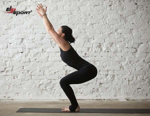 bài tập yoga ấn độ