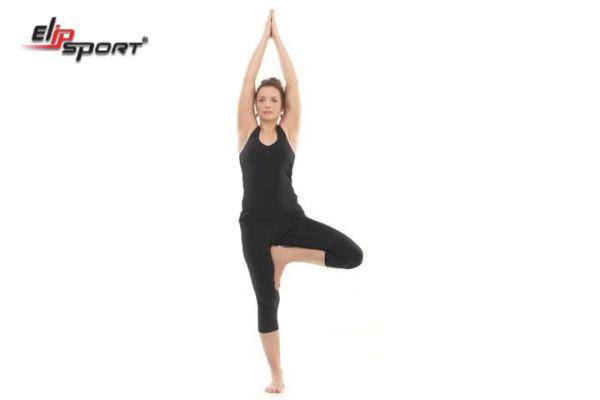 yoga cho eo thon bụng phẳng