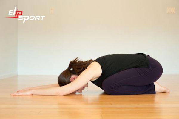 bài tập yoga trước khi ngủ