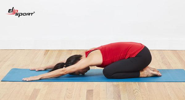 bài tập yoga tại nhà