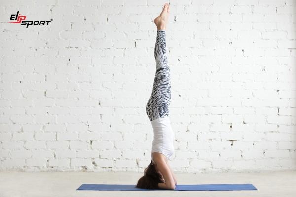 các tư thế yoga khó