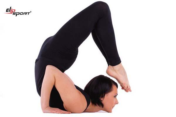 các tư thế khó trong yoga
