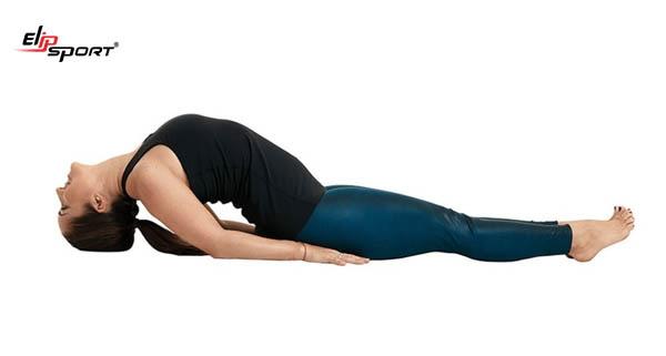 tư thế yoga khó